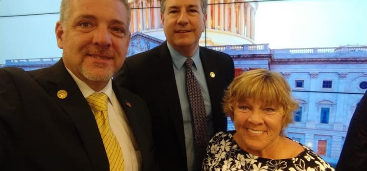 LC Board Members Attend State Leadership Day at White House in DC