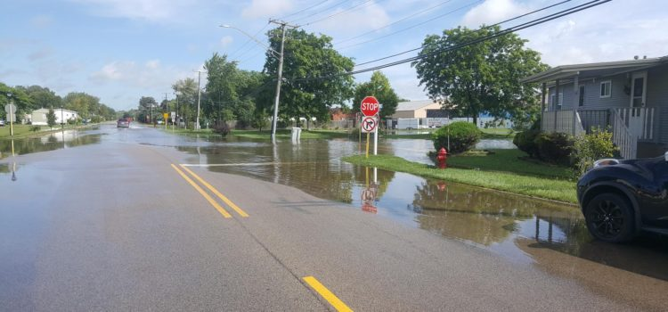 Lake County Water Levels Expected to Rise This Weekend, Flooding Expected